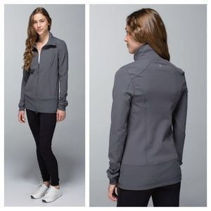 NWT Lululemon Nice Asana Jacket Size 4